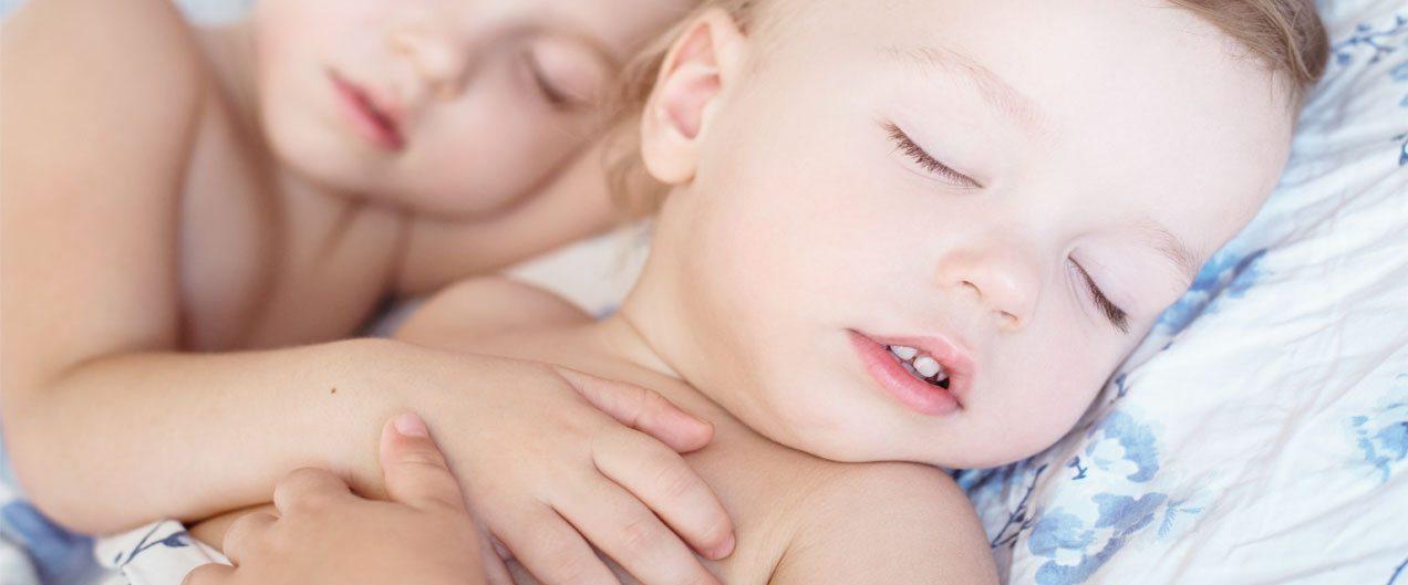 Har I sikret hinanden som forældre? Er børnene også dækket af jere forsikring?