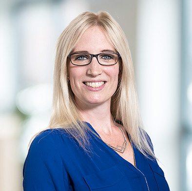 Sabrina Nørgaard Pedersen <br>På barsel