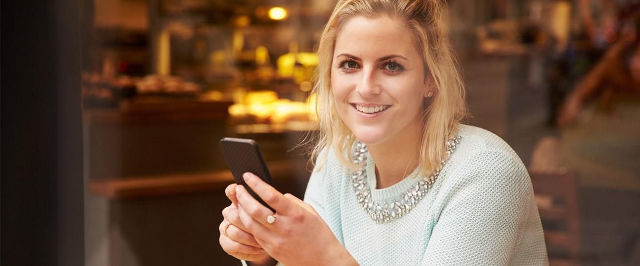 Betal med mobilen