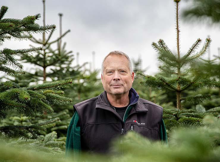 Direktør fra Forstplant - derfor har virksomheden valgt Frøs Sparekasse som erhvervspartner
